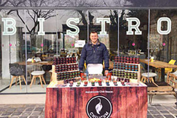 Hungarian chilli wins awards in New York